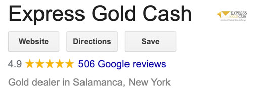 express gold cash google reviews - The best place to sell gold for cash