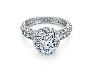 Tiffany diamond ring by Jean Sclumberger