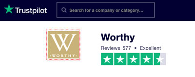 worthy trustpilot review - Jewelry appraisal: ultimate guide