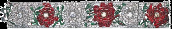 4 Van Cleef Rose Bracelet e1609902424582 - How to sell Van Cleef & Arpels jewelry