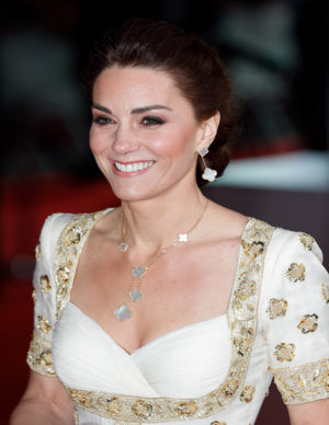 9 Van Cleef Kate Middleton e1609908742261 - How to sell Van Cleef & Arpels jewelry